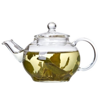 Glass One-Cup Teapot - JING Tea