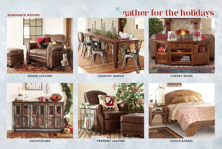 : Shops, Christmas Cheer, Rooms