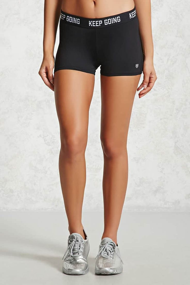 Active Keep Going Bike Shorts