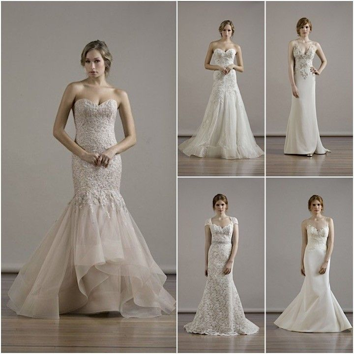 Fall 2015 Liancarlo Wedding Dresses - MODwedding