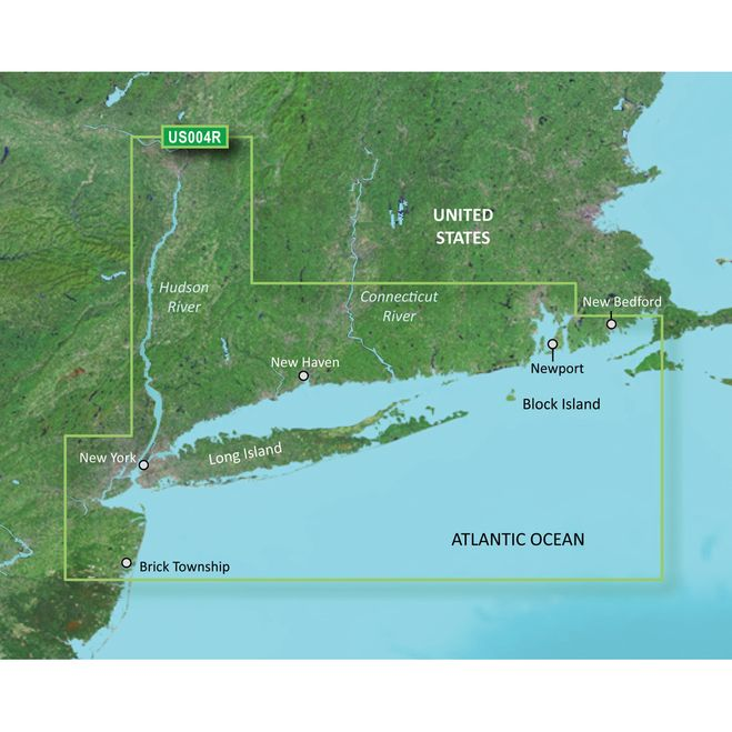 Garmin BlueChart g2 Vision HD - VUS004R - New York - microSD/SD [010-C0705-00]
