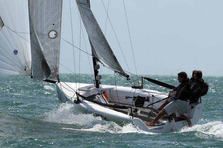 2014 Audi Melges 20 Bacardi Miami Sailing Week by Joy Dunigan | BLU&news