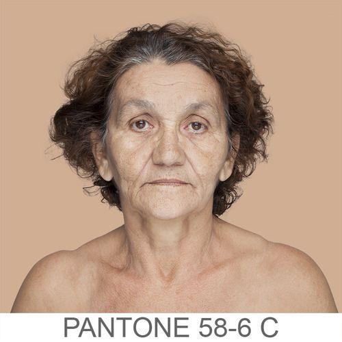 Humanae es un inventario cromático: un proyecto que reflexiona sobre los colores más allá de las fronteras de nuestros códigos usando como referencia el sistema de color PANTONE®