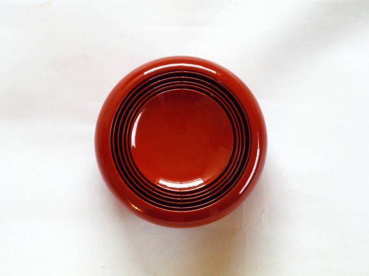 うるしのうつわ うたかたの日々の泡 | 応量器 Ouryou-ki Buddha bowl