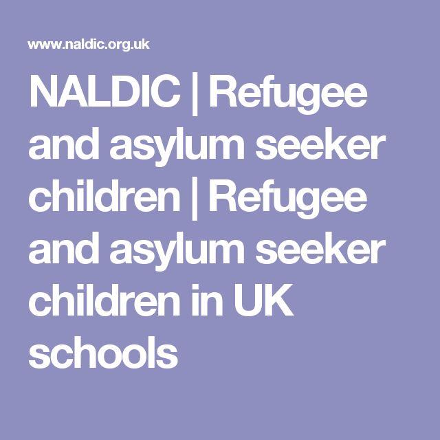 NALDIC | Refugee and asylum seeker children | Refugee and asylum seeker children in UK schools