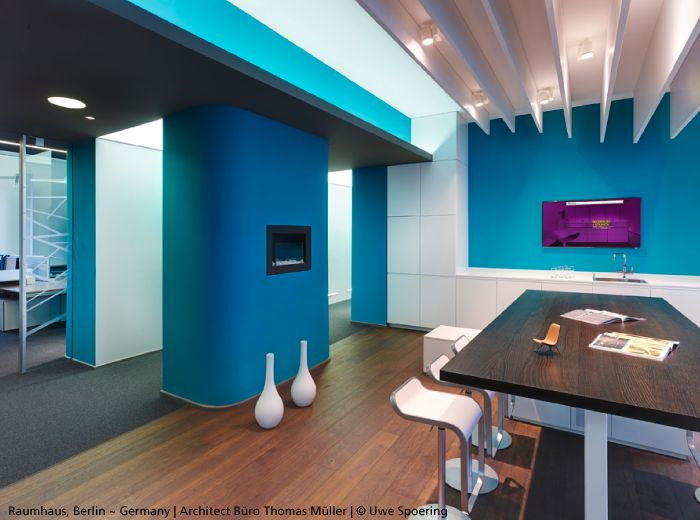 A decorative touch in a meeting room and that's the whole atmosphere which can contribute to great jobs and projects! ‪#‎Picto‬ 70 ► http://bit.ly/1Q4H9j7 ‪#‎design‬ Artemide Studio