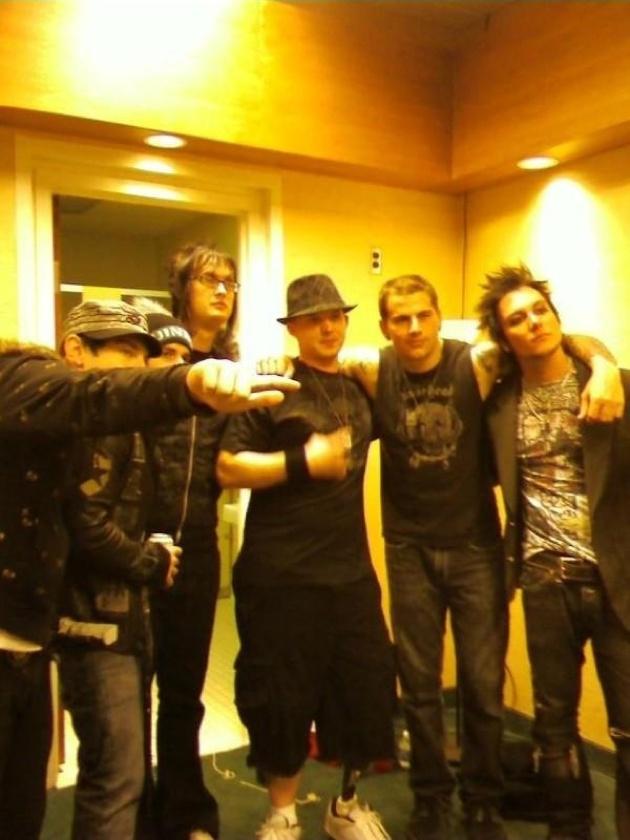 Avenged Sevenfold Rest in peace Jimmy Sullivan