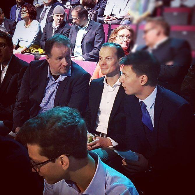 Wahlkampfauftakt mit #sebastiankurz in der #Stadthalle in #Wien #wahlkampf #nrw17 #wahl #nationalrat #veranstaltung #event #elections #campaign #Vienna #Austria