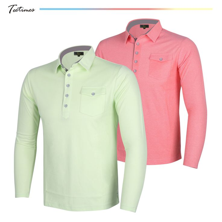 2016 new arrival autumn golf shirt long sleeve men sports polo shirts Brand slim tops high quality striped shirt Sportswear