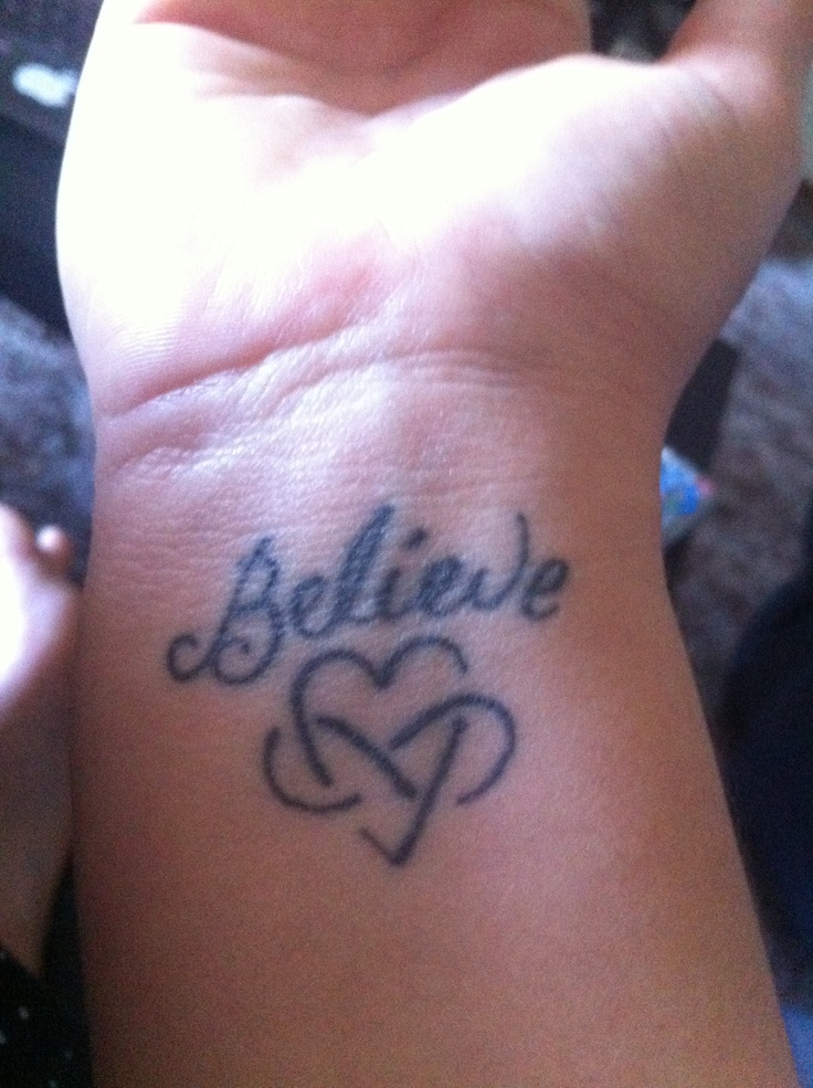 8 best things to wear images on pinterest design tattoos for Wrist family tattoos