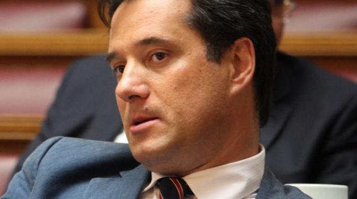 Άδωνις Γεωργιάδης: Ο ανθρωπάκος που έγινε υπουργός :: left.gr