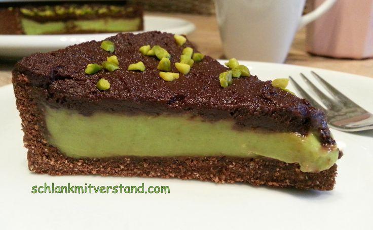 Schokoladen-Avocado-Kuchen low carb Dieser Kuchen ist vielleicht etwas ungewöhnlich… aber sehrfrisch undrichtig schokoladig. Ich liebe ihn! :-) Zutaten für eine Springform (17cm): Für den B…