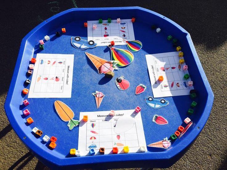 Length Nursery Activities Eyfs