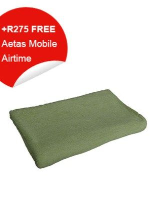 Bathroom Towel (Green)