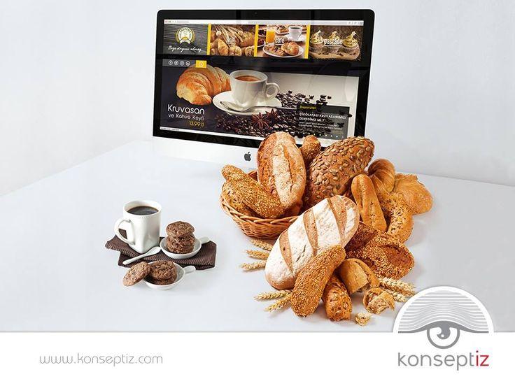 Taşkent Fırın Cafe Web Sitesi