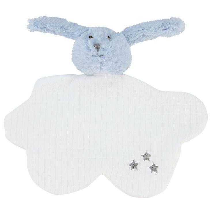 Blue Bunny Comforter