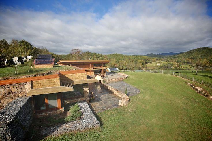 Earthship Farmstead: Kaplan Thompson Architects