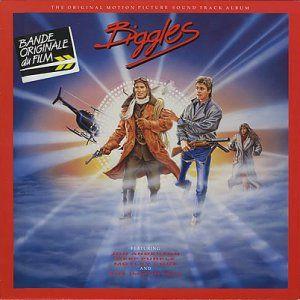 80'S SOUNDTRACKS : Biggles (1986) LP Soundtrack
