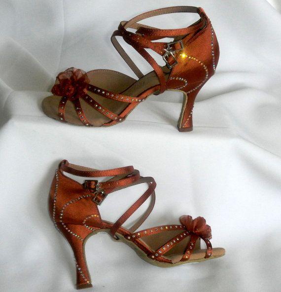 Customized Latin Shoe