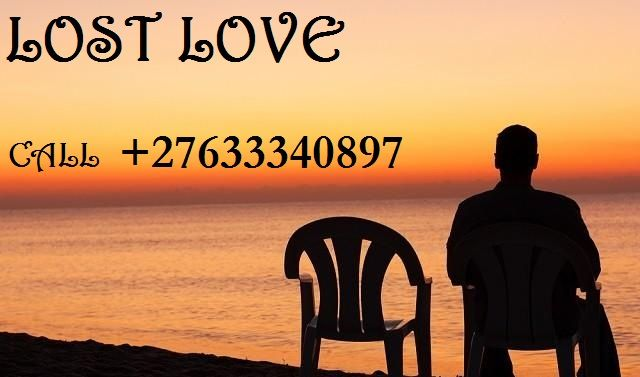 powerful love spells psychic call +27633340897 Come back my love, By Requesting this spell, the lost love of your life could be back on their way to you now. This spell is a mixture of the most, strongest herbs and traditional or spiritual medicine. It is made strong cause it helps to react faster than you expect and ensures that it brings back your lost partner back to you . You had genuine love between the two but for some unforeseen circumstance, you are now apart.