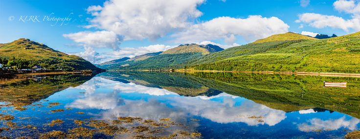 Loch Long Reflects.... by Kevin Ainslie on 500px