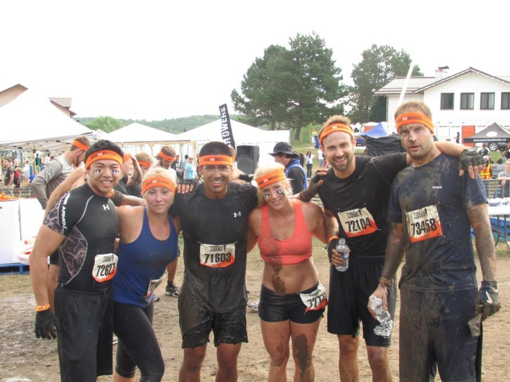 Life Lessons Learned in Tough MudLife Lessons Learning, Tough Mudder