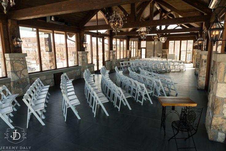 Cambridge Mill Wedding Ceremony room