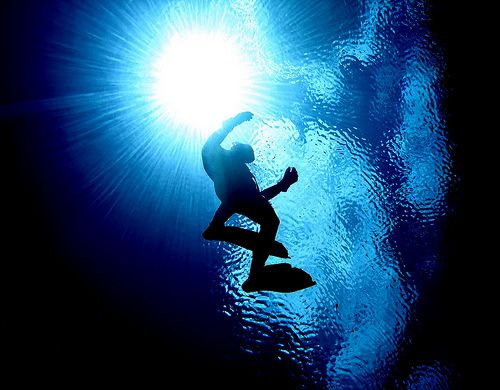 Scuba diving, Mount Gambier, Australia