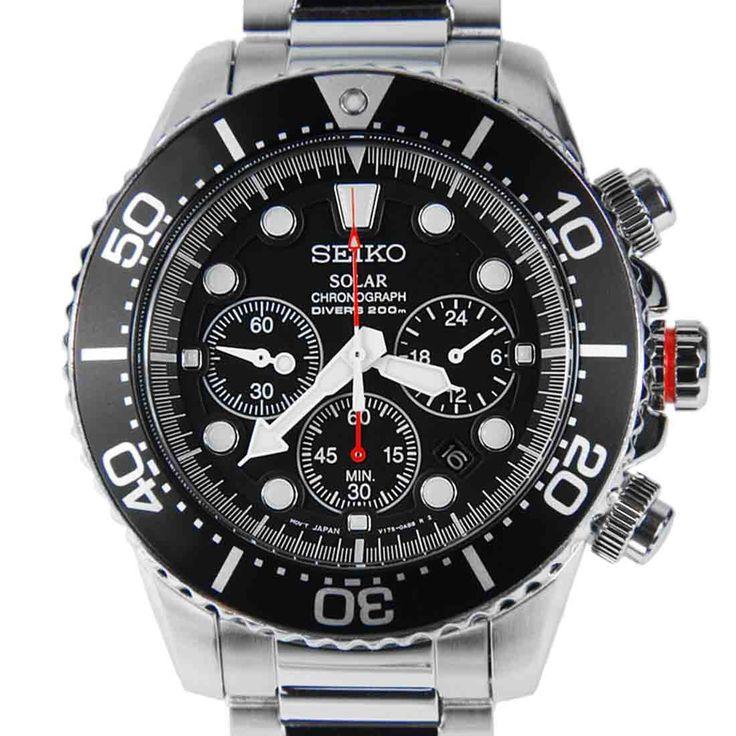 Chronograph-Divers.com - Seiko Solar Chronograph Diver Watch SSC015P1 SSC015, S$263.69 (http://www.chronograph-divers.com/seiko-solar-chronograph-diver-watch-ssc015p1-ssc015/)