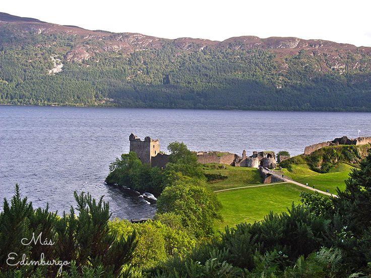 Una mañana en el lago Ness y el castillo de Urquhart   A morning visitng Loch Ness and Urquhart Castle - http://masedimburgo.com/2014/02/09/excursion-lago-ness-castillo-de-urquhart/