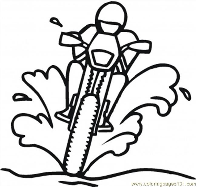 road block coloring pages - photo#30