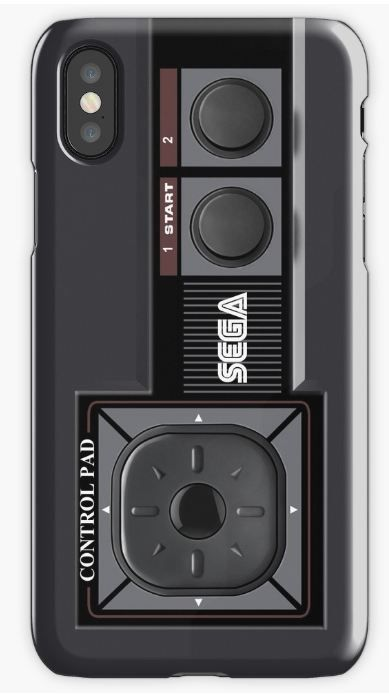 Vintage Game Controller iPhone Cases & Skins #iphonecase #iphonex #case #radio #cassette #tape #steampunk #old #vintage #retro #classic #old #school #electronic #video #videogames #console  #games #gamers #8bit #gameboy
