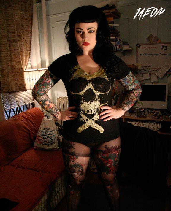 heavy metal clothing, spring, plus size, skull, black t shirt, 18, 1AEON burnout deep v neck black shirt w Golden giant skull - women's XXL. $34.00, via Etsy.