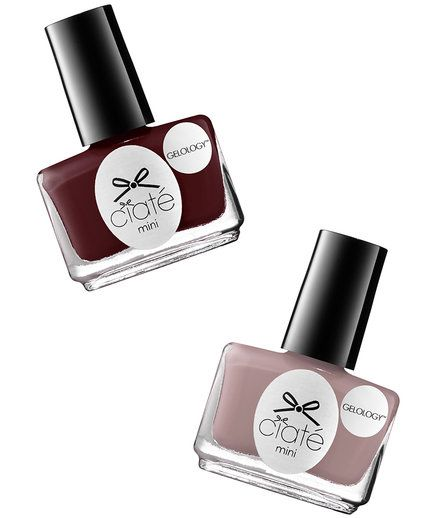 You've probably packed away your strappy sandals and wedges for next summer, and the days spent with your neon-painted toes in the sand are over, so try these pretty manicure and pedicure pairings to help you transition into fall. You don't have to wait until next spring to get creative with your pedicure colors just because your toes will be covered as the weather turns cooler. It's still fun to choose some interesting colors on your toes (and plus, it might cure the post-summer blues)…