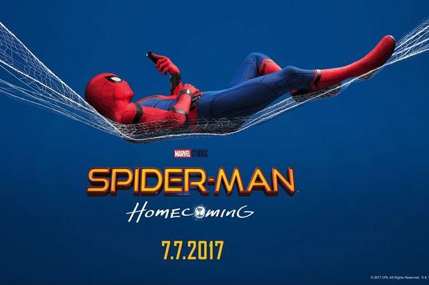 Homem-Aranha: De Volta Ao Lar - O pôster da discórdia