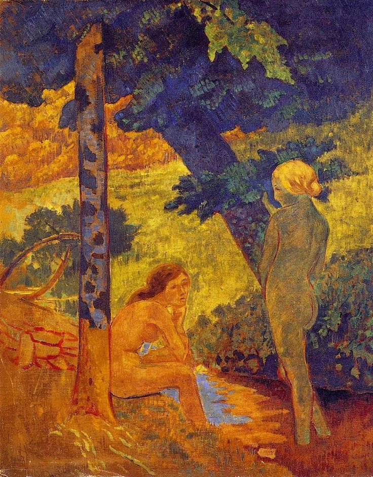 Paul Serusier ~ Les Nabis Group | Tutt'Art@ | Pittura * Scultura * Poesia * Musica |