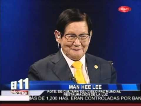 Man Hee Lee interview (La entrevista Man Hee Lee)