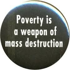 Reagan was able to hide most of his callous agenda, because poverty responds more to the economy than it does to govt programs, & the improving economy of the 1980s served to reduce the poverty rate even as Reagan slashed social programs. The 1990s were similar; the booming economy reduced poverty, countering the actions of govt as it tore away at anti-poverty programs through welfare reform. Welfare reform in 1994 came as the War on Poverty, long over, had turned into a War on the Poor.