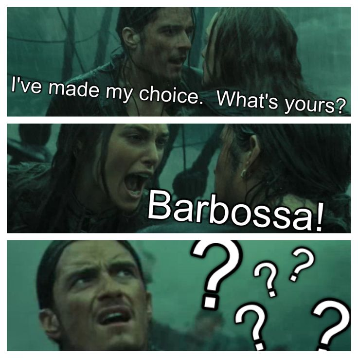 Captain Hector Barbossa | Image - I've made my choice. What's yours? Barbossa! ???? edit.jpg ...