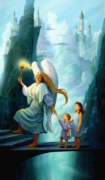 Rencontres avec vos anges gardiens