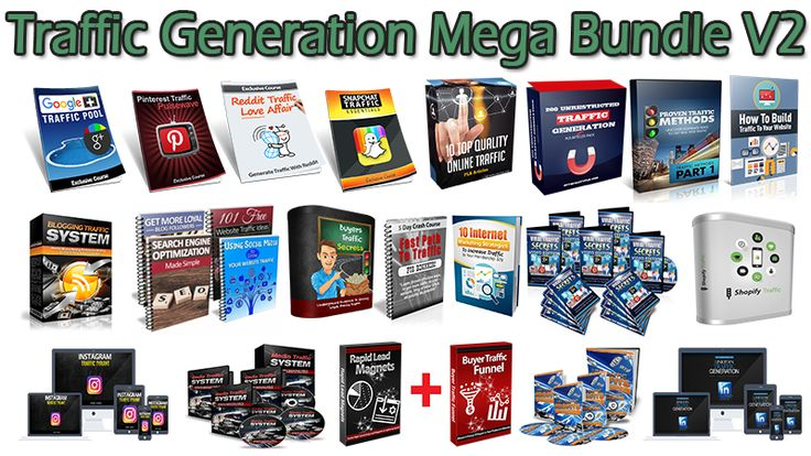 Traffic Generation Mega Bundle V2 - http://www.buyqualityplr.com/plr-store/traffic-generation-mega-bundle-v2/.  #trafficgeneration #linkedin #instagrammarketing #snapchat #reddit #socialtrafficgeneration Hey There Today we have something very special for you… Due to popular request, we've taken some of our top-selling and most popular Traffic Generation reseller packages and bundled them into....