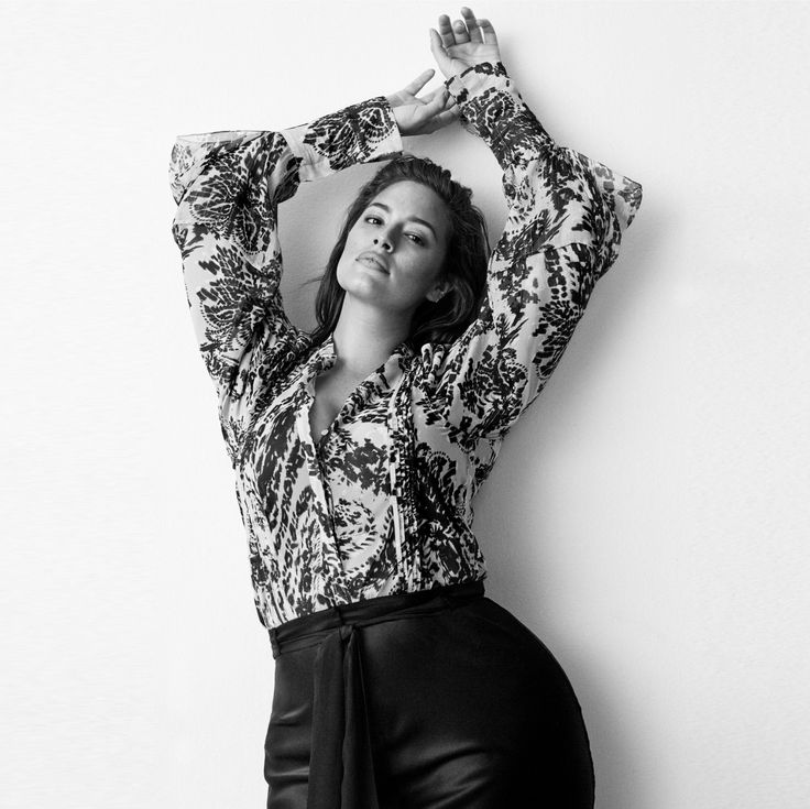 Why the plus-size clothing Ashley Graham is modeling for H&M's upcoming collection won't be sold in stores. | Health.com