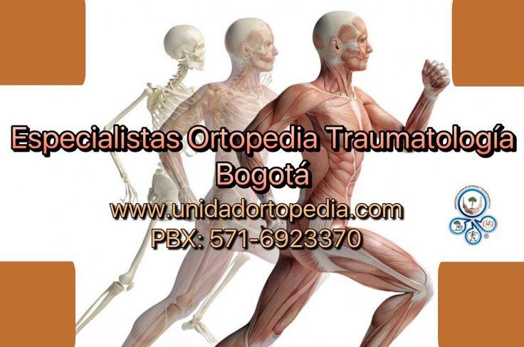 Especialistas en Ortopedia y Traumatología Bogota. Consulta inmediatas con profesionales a su alcance. La Unidad Especializada en Ortopedia y Traumatologia www.unidadortopedia.com PBX: +571-6923370, Móvil: +57-3175905407, Bogotá, Colombia.