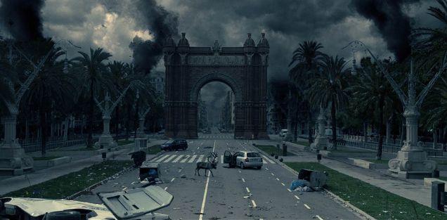 PAISAJE APOCALIPTICO - Buscar con Google | Apocalipsis ...