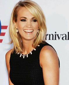 Current Hairstyles, Hairstyles Medium, Mimi'S Hairstyles, Cowgirl Beauty, Carrie Underwood Haircut, Carrie Underwood Short Hair 2016, Carrie Underwood ...