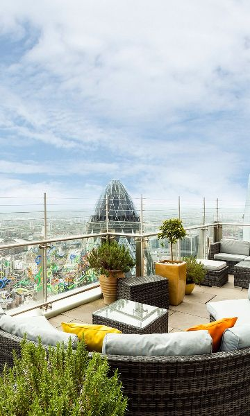 The 10 Best Rooftop Bars in London