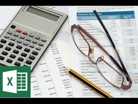 Modelo Presupuesto Mensual en Excel