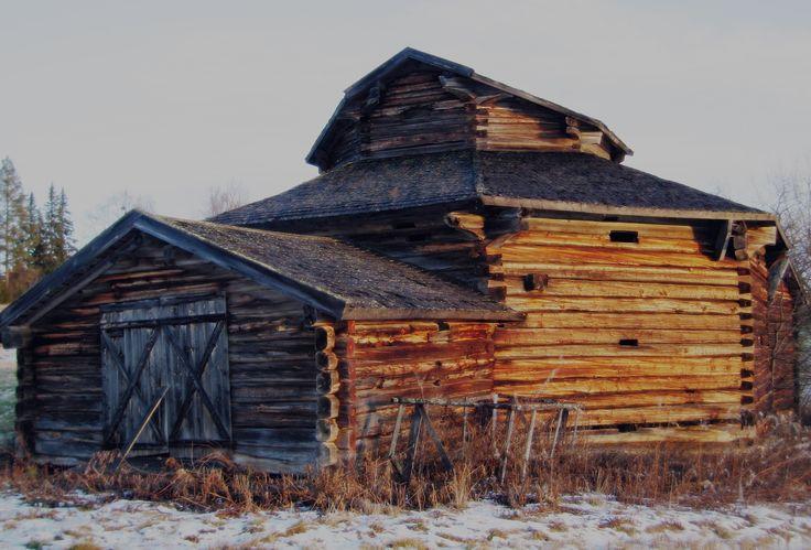 Rundloge Kvammarnäs, Västerbotten
