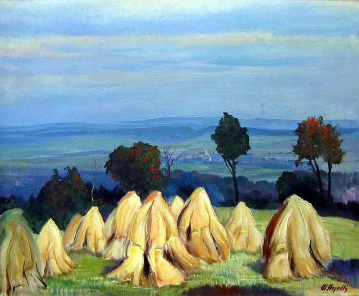 OTAKAR NEJEDLÝ (1883 - 1957) Summer