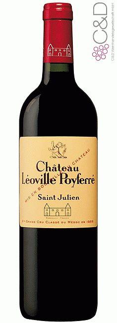 Folgen Sie diesem Link für mehr Details über den Wein: http://www.c-und-d.de/Bordeaux-Saint-Julien/Chateau-Leoville-Poyferre-2015-2-Cru-Classe-St-Julien_25870.html?utm_source=25870&utm_medium=Link&utm_campaign=Pinterest&actid=453&refid=43 | #wine #redwine #wein #rotwein #saintjulien #frankreich #25870#subskription #enprimeurs #primeur2015 #bdx2015